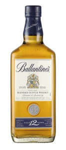 Ballantine's 12 Bottle Shot