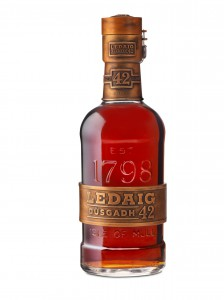 Ledaig 42YO bottle only