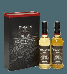 Contrast Box & Bottles