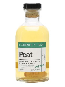 Elements of Islay Peat Bottle