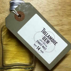 Tullamore DEW 14yo Sample
