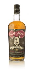 Scallywag Cask Strength #2 bottle only