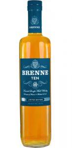 brenne ten 10 year old french single malt whisky