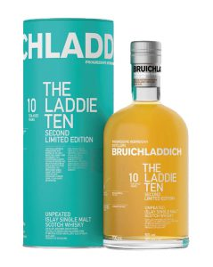 Bruichladdich 10yo Second Edition