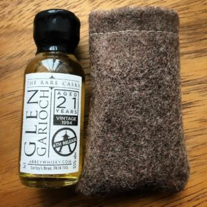 Glen Garioch 21yo Abbey Whisky