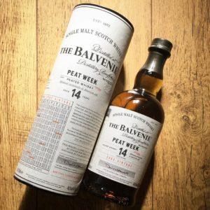 Balvenie Peat Week