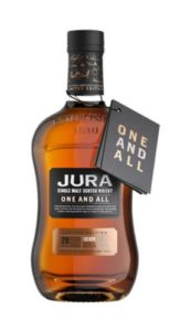 jura one and all whisky