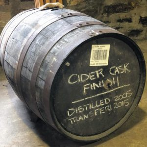 Glen Moray Cider Cask