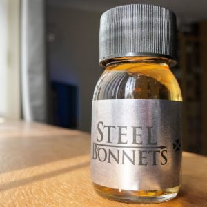 Steel Bonnets Sample
