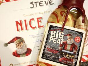 Christmas Big Peat 2018